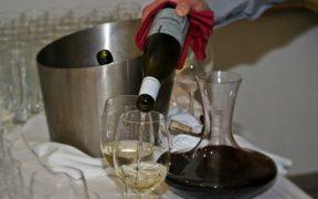 Wines Serving Temperatures